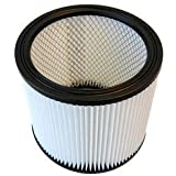 Cartridge Filter Designed to fit Shop-Vac 90304 & Emerson VF2007