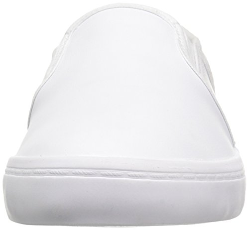 Lacoste Women's Gazon BL 1, White, 7 M US
