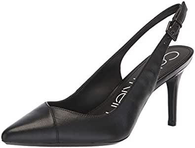 Calvin Klein Womens Gwenith Black Size: 5 US / 5 AU
