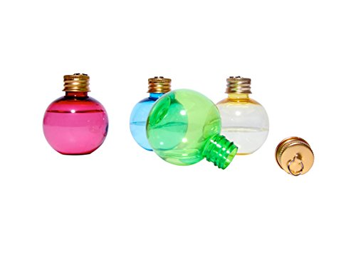Thumbs Up XMASPT Christmas Spirit Shot Glasses, Multicolor, Set of 6 (Best Shots Christmas)