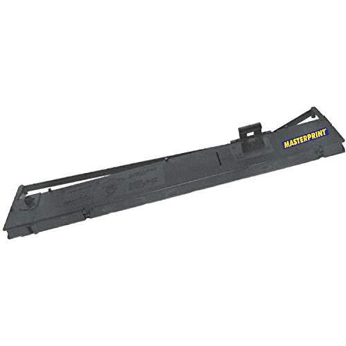 Fita Para Impressora Lq/Fx 2170/2070 13mmx30m - Caixa com 2, Masterprint, 1011018, Preto