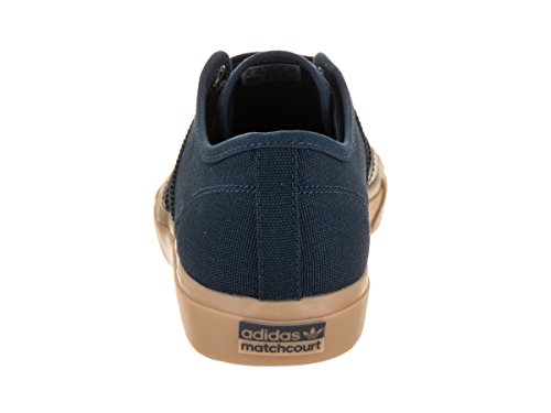 Matchcourt 11 Marine Homme Bleu RX adidas pour Sneakers argenté Gum dUfdq