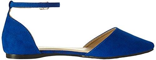 Dream Women's Flapointed-New Pump Royal Blue EW5qrPfcdL