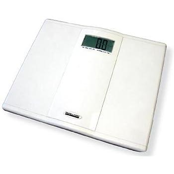 Healthometer 822kl Extra Wide Digital Bathroom Scale 400 Lb Health Personal Care