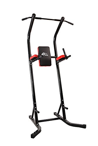 Crystal Body Building SJ600 Pull Up Standing Power Tower by Crystal