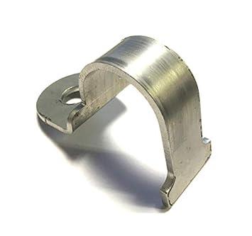 Abrazadera de acero inoxidable quick-fix (25mm Nota 34mm OD ...