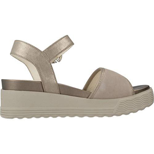 Para Marca Zapatos Cordones Marrón Stonefly Mujer Parky Color Marrón Modelo Stonefly Mujer De 075 3 1YFqH