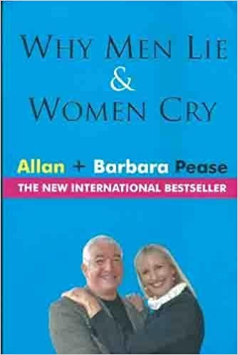 Why men lie and women cry book