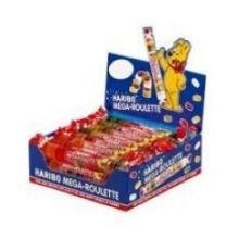 Haribo Mega Roulette Gummy Candy, 1.59 Ounce - 192 per (Mega Roulette)