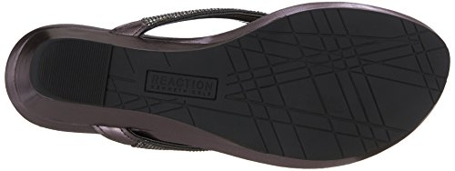 Kenneth Cole Reaction Great Time Pelle sintetica Infradito