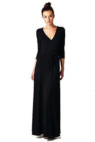 4 way maxi dress - 4