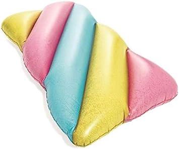 6 x 27 Rainbow Pool Mat Bestway H2OGO Yellow