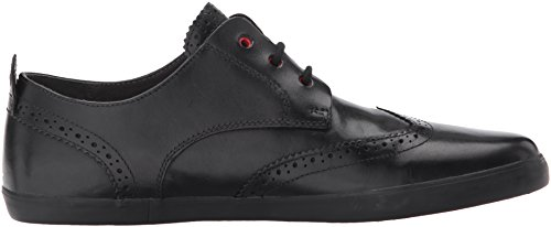 Camper Mens Jim Leather Shoes Nero