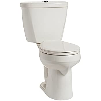 Mansfield Plumbing 388 3386 Wht Summit Dual Flush Toilet