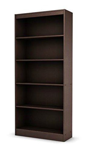 South Shore Contemporary Tall Bookcase - This 71