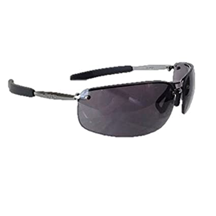 f77339d58f5 Remington Shooting Glasses T82-20D Sunglasses Mens Smoke Lens Gracing Clay  Protection