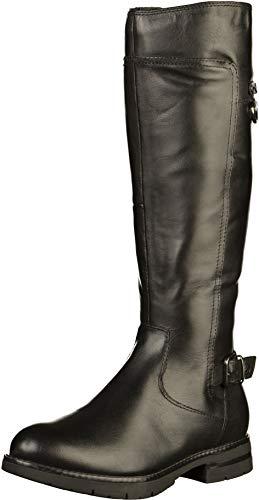 Stivaletti 1 Tamaris black 21 Donna Nero 25603 qRwAEwxO8