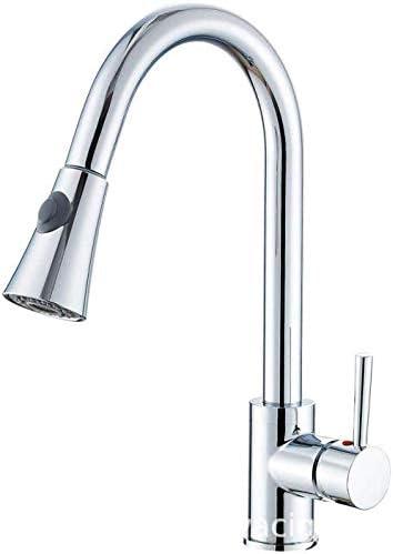 HXC-HXC キッチン盆地は、バスルームのシンクのキッチンリードレスすべての銅プル台所の蛇口プル蛇口流域の蛇口をタップタップ浴室をタップ 蛇口