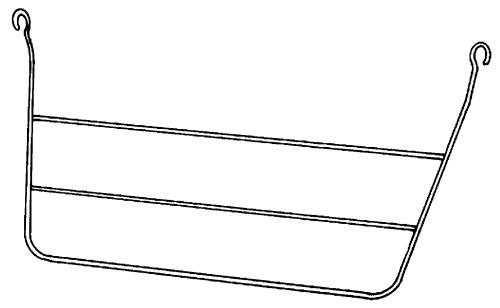 Amazon Rev A Shelf 563 32 C Towel Holder Wire Chrome