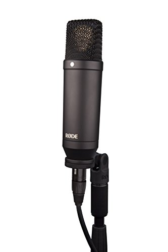 Rode NT1 Condenser Microphone Cardioid by Rode (Image #2)