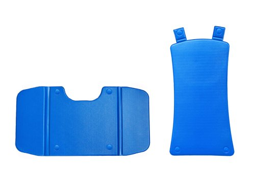 (Drive Medical Bellavita Comfort Cover, Blue)