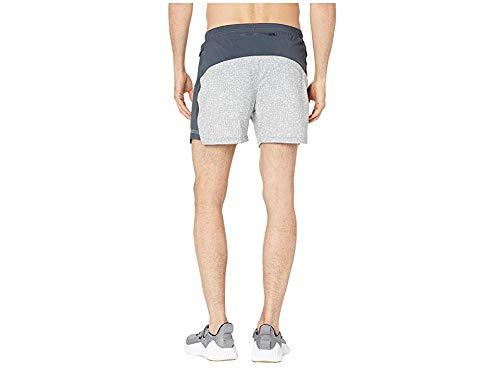 Brooks Men's Sherpa 5'' Shorts Ash Static/Asphalt Medium 5 by Brooks (Image #2)