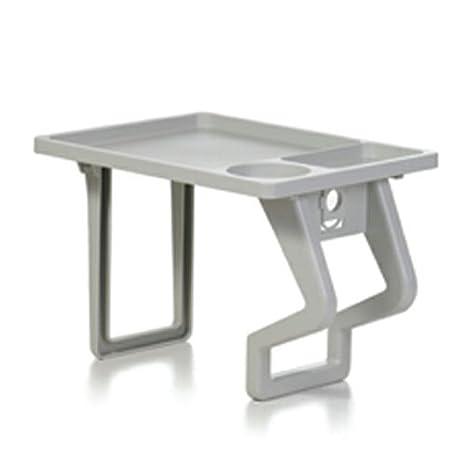 amazon com aquatray spa side table gray hot tub accessories rh amazon com  hot tub side table ideas