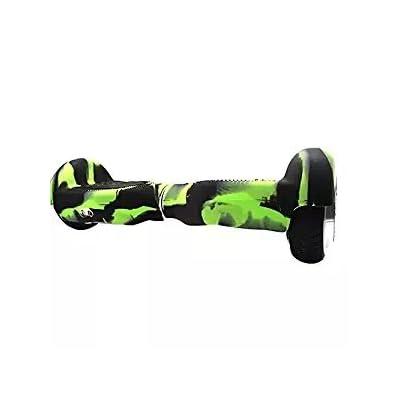 LanTu Coque de protection pour hoverboard en silicone souple contre les rayures, pour gyroskate de 16,5cm