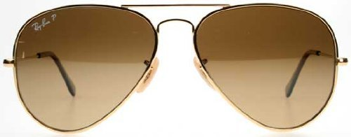 0cb3d5bcbb Ray-Ban RB 8041-001 M2 Gloss Gold TITANIUM AVIATOR Sunglasses- with ...