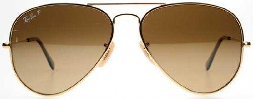 ded6edc422 ... denmark ray ban rb 8041 001 m2 gloss gold titanium aviator sunglasses  with 359ca a13a1 ...