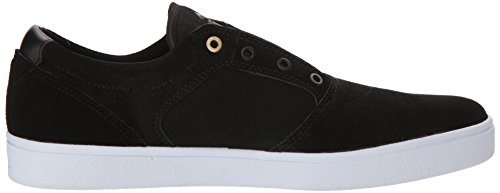 Emerica Black 2 6102000123 The 715 gold Schuhe white Leo v7wrvUqa