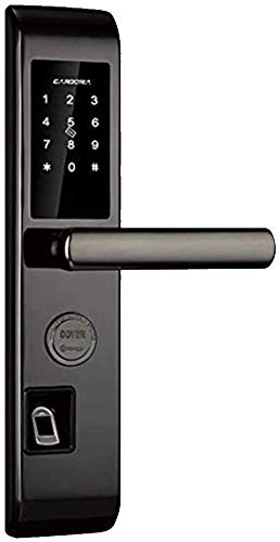 Cerradura inteligente huellas dactilares Cerraduras puerta ...
