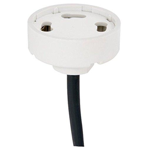 TCP 331002SKT Standard 2 Wire GU24-1 Socket, 2700-Kelvin (Socket Gu24)