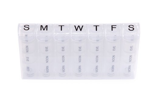 Generic OTC 7-Day Pill Reminders - 20 Total by Generic