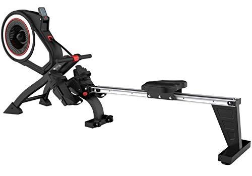 SportPlus Roeitoestel voor thuis, inklapbaar, roeimachine met magneet- of turbineremsysteem, kogelgelagerde roeistoel…