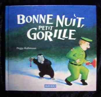 Bonne nuit, petit gorille