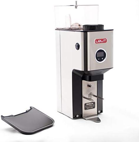 Lelit PL72 William, Molinillo de Café-Micro Regulación Juste del ...