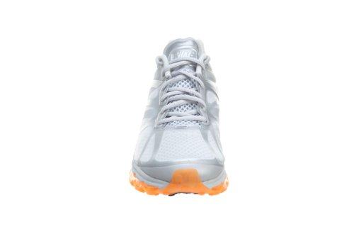 Nike Air Max+ 2012 Laufschuhe College Navy/Bianco