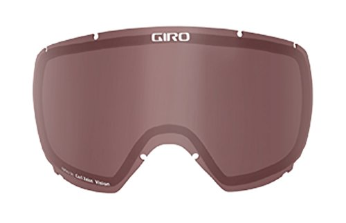 Giro Balance/Facet Snow Goggle Replacement Lens (POLARIZED ROSE) by Giro