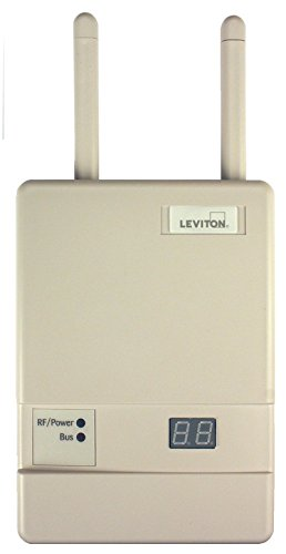 HAI 64 Zone Wireless Receiver for GE/ITI/Caddx Transmitters by Leviton