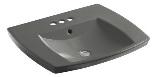 KOHLER K-2381-4-58 Kelston Self-Rimming Bathroom Sink with 4