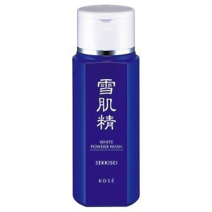 Kose Sekkisei White Powder Wash