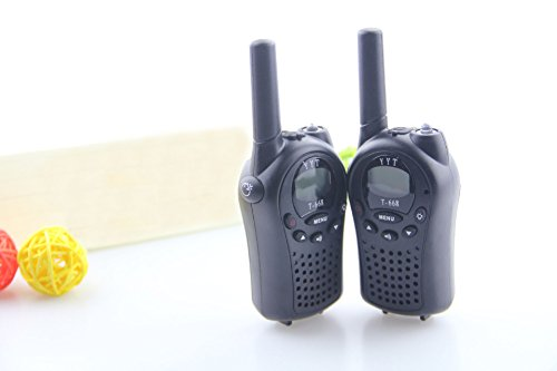 [O-Toys Walkie Talkies 22 Channel FRS/GMRS 2-Way Radio Walkie Talkies for Kids Interphone Outdoor Activities Gifts Unisex Toys for Boys Girls (2] (Tv Commercial Costumes Halloween)