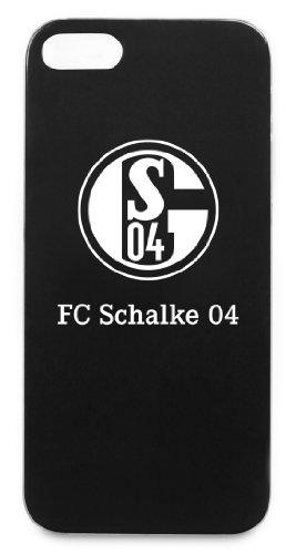iCandy S042665 Schalke 04 Back Clip Case für Apple iPhone 5