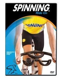 Mad Dogg Athletics Spinning Ride On DVD (Spinning Dvd Set)