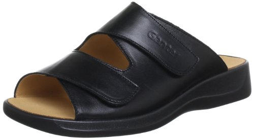 Schwarz 3 Black Ganter Mules 02000 202501 Women 0100 gYApxA
