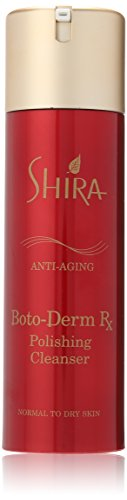 Price comparison product image Shira Boto-Derm Rx Anti Aging Polishing Cleanser, 5.07 Ounce