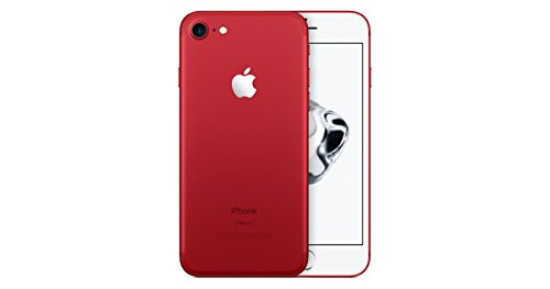 Apple iPhone 7 Unlocked Phone 128 GB - US Version (Red)