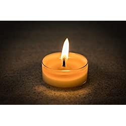 100% Pure Beeswax Candles - 20PC Non Toxic Candles