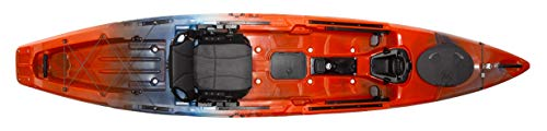 Wilderness Systems Radar 135 Kayak Atomic Orange